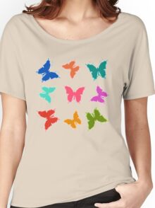 Schmetterlingvariation Women's Relaxed Fit T-Shirt
