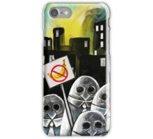 Banana Protest - Apparel iPhone Case/Skin