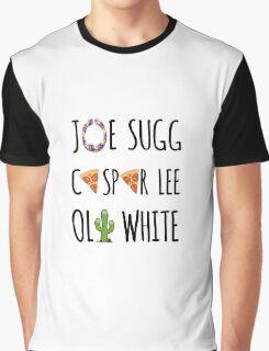 Jaspoli! Graphic T-Shirt