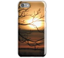 Dark Sunrise iPhone Case/Skin
