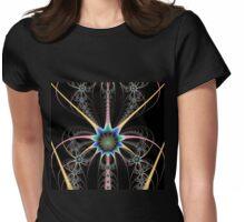 Fractal art 24 (b) Womens Fitted T-Shirt