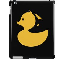 fox and duck iPad Case/Skin