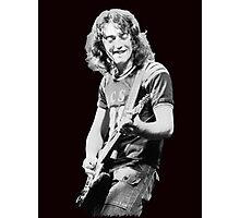 A VERY YOUNG RORY GALLAGHER Photographic Print