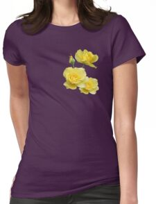 Yellow Rose Group Womens Fitted T-Shirt