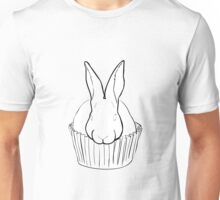 Rabbit Muffin Unisex T-Shirt