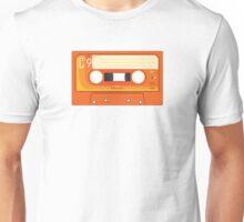 Orange Cassette Unisex T-Shirt