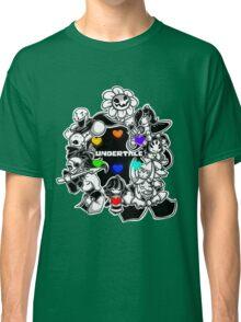 Undertale crew Classic T-Shirt