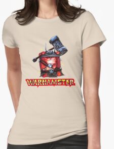 WarHamster! Womens Fitted T-Shirt