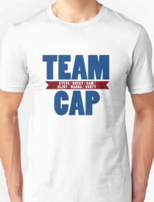 TEAM CAP Unisex T-Shirt