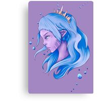 Queen of the sea Canvas Print