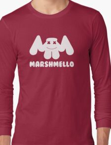 Marshmello Long Sleeve T-Shirt