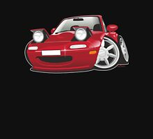 Mazda MX-5 Miata caricature red Unisex T-Shirt