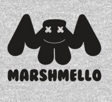 Marshmello One Piece - Short Sleeve