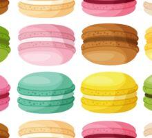 Macaron Pattern Sticker