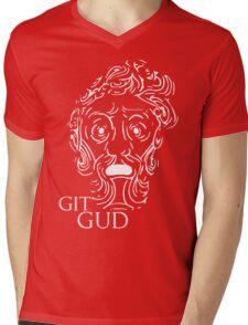 Git Gud Mens V-Neck T-Shirt