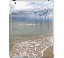 Flags of our fathers iPad Case/Skin