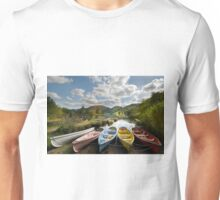 Lazy Day's in the lakes Unisex T-Shirt