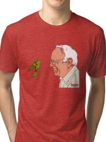 Bernie Sanders Tri-blend T-Shirt