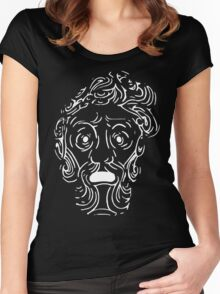 Big Daddy is Back Women's Fitted Scoop T-Shirt