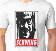 Obey the Schwing Unisex T-Shirt