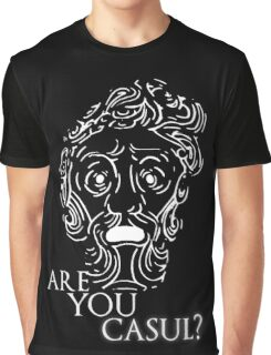 Big Daddy says: Are you casul? Graphic T-Shirt