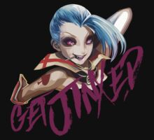 Get Jinxed - Vector by Cafer Korkmaz