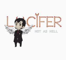 Lucifer Morningstar One Piece - Short Sleeve
