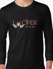 Lucifer Morningstar Long Sleeve T-Shirt