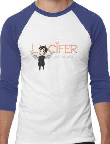 Lucifer Morningstar Men's Baseball ¾ T-Shirt