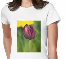 Black Tulip Womens Fitted T-Shirt