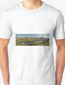 Loweswater Panorama Unisex T-Shirt