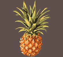 Pineapples Pattern Unisex T-Shirt