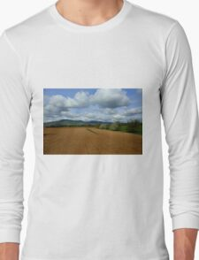 Rural scenery Long Sleeve T-Shirt