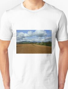 Rural scenery Unisex T-Shirt