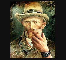 Van Gogh Selfie Unisex T-Shirt