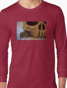 Tango the Leopard Gecko Long Sleeve T-Shirt