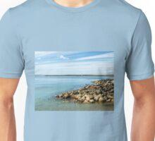 An April Morning - Lyme Regis Unisex T-Shirt