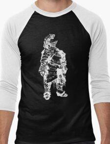 The Rock Men's Baseball ¾ T-Shirt