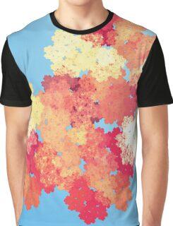 Cherry Blossoms Graphic T-Shirt
