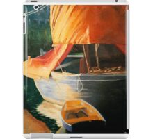 Sailing boat iPad Case/Skin