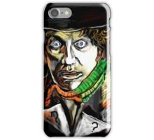 Dr. Who Tom Baker iPhone Case/Skin