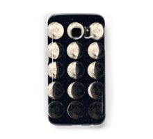 Moon Cycle Samsung Galaxy Case/Skin