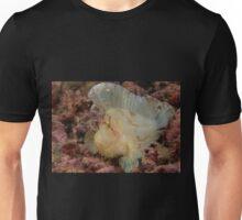 Leaf Scorpionfish at Mabul, Malaysia Unisex T-Shirt