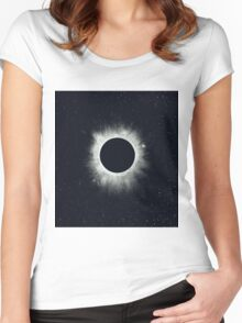 Eclipse Women's Fitted Scoop T-Shirt
