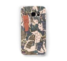 Samurai Ghosts Samsung Galaxy Case/Skin