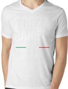 Claudio Ranieri FORZA RANIERI DILLY DING DILLY DONG! Mens V-Neck T-Shirt