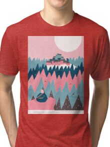 Mountain View Tri-blend T-Shirt