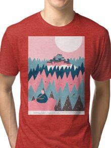 Mountain View Tri-blend T-Shirt