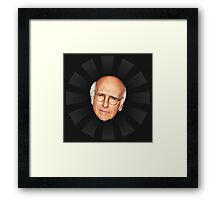 Larry David Framed Print