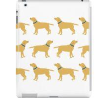 Golden Labradors iPad Case/Skin